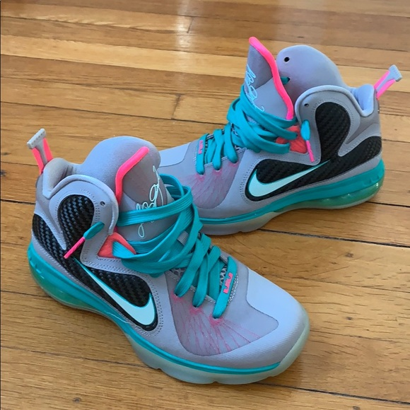 Nike Shoes   Lebron 9 Ps Elite South